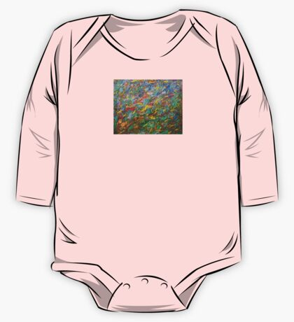 """""""Miniatures Within The Whole"""" One Piece - Long Sleeve"""