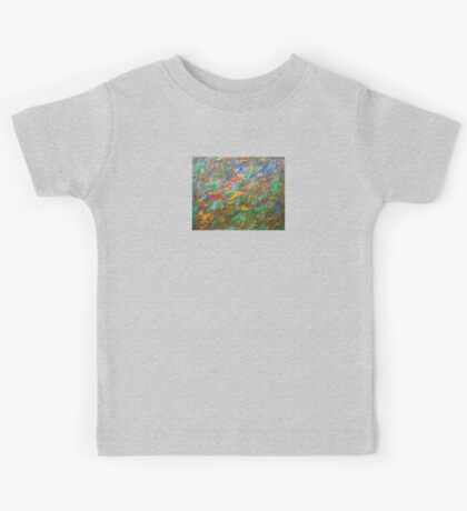 """""""Miniatures Within The Whole"""" Kids Tee"""