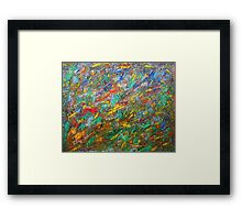 """Miniatures Within The Whole"" Framed Print"