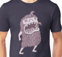 Sasquatch knows his manners Unisex T-Shirt