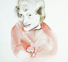 Lulu Portrait by addierose