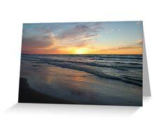 Pinery Sunset, Ontario Greeting Card