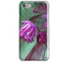 Pink Mystery iPhone Case/Skin