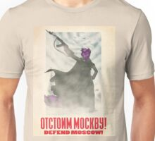Defend Moscow! Unisex T-Shirt