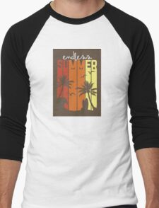 Endless Summer Men's Baseball ¾ T-Shirt