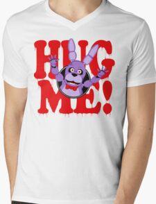 HUG ME! Mens V-Neck T-Shirt