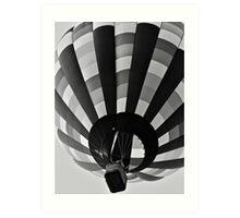 Your Basic Balloon Art Print