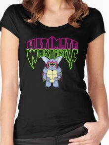 ULTIMATE WARTORTLE VERSION 2! Women's Fitted Scoop T-Shirt