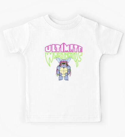 ULTIMATE WARTORTLE VERSION 2! Kids Tee