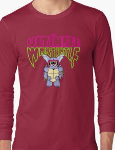 ULTIMATE WARTORTLE VERSION 2! Long Sleeve T-Shirt