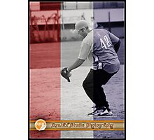 The American Game Photographic Print