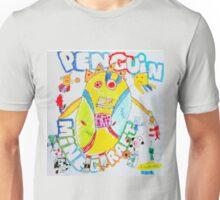 Penguin Minecraft Unisex T-Shirt