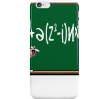 baz sheldon iPhone Case/Skin