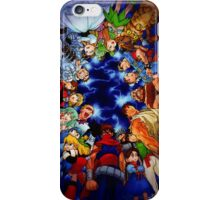 CAPCOM LEGENDS iPhone Case/Skin