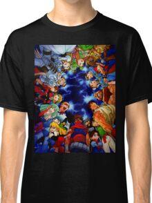 CAPCOM LEGENDS Classic T-Shirt