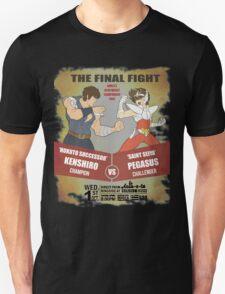 Ken Shiro VS Pegasus Boxe poster T-Shirt