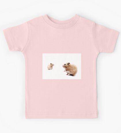 Hamster Hi Five. Kids Tee
