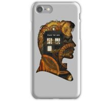 Doctor Who - TimeSpace & Smith iPhone Case/Skin