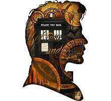 Doctor Who - TimeSpace & Smith Photographic Print