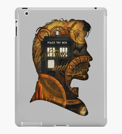 Doctor Who - TimeSpace & Smith iPad Case/Skin