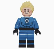 LEGO Johnny Storm / Human Torch One Piece - Short Sleeve