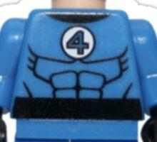 LEGO Johnny Storm / Human Torch Sticker