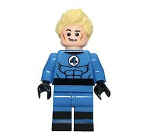 LEGO Johnny Storm / Human Torch by jenni460