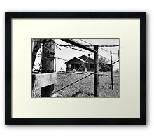 What Great Stories I Have Framed Print