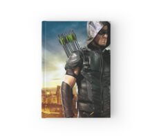 Green Arrow Hardcover Journal