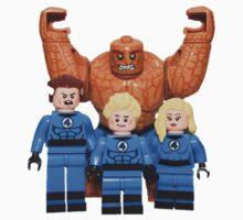 LEGO Fantastic Four Kids Clothes