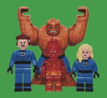 LEGO Fantastic Four Kids Tee