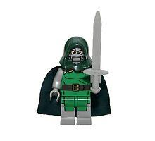 LEGO Doctor Doom by jenni460