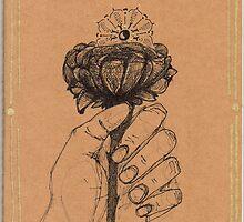 Peace Flower by boceto