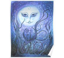 Moon Light Fantasy Poster