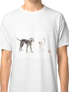 Pet Family Classic T-Shirt