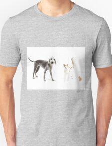 Pet Family Unisex T-Shirt