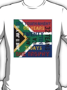Word Cup 19th Tournament T-Shirt