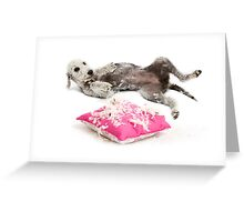 Saying Sorry Greeting Card