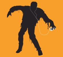 Ipod Zombie by Brett Perryman