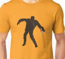 Ipod Zombie Unisex T-Shirt