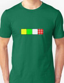 Tour De France Jerseys Alt 1 Green Unisex T-Shirt