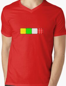 Tour De France Jerseys Alt 1 Green Mens V-Neck T-Shirt