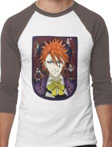Joker - Noah's Ark Circus - Black Butler Fan Art Men's Baseball ¾ T-Shirt