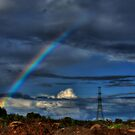 Colourful Transition - MIssion Island Thunder Bay by Dave DelBen