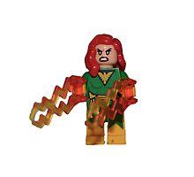 LEGO Jean Grey by jenni460