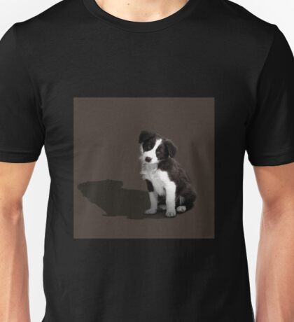 Border Collie Puppy Unisex T-Shirt