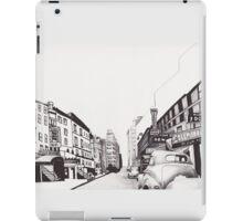 52nd Street by Kevin Dellinger iPad Case/Skin