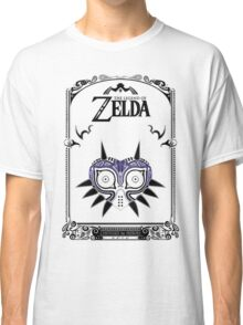 Zelda Legend - Majora's Mask doodle Classic T-Shirt