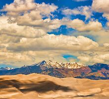 Great Sand Dunes National Monument by Bo Insogna