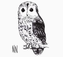 Neon Owl by neonnatural